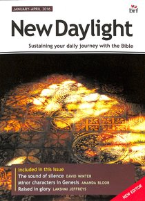 New Daylight Deluxe 2016 #01: Jan-Apr (Large Print)