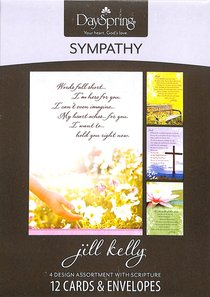 Boxed Cards Sympathy: Jill Kelly