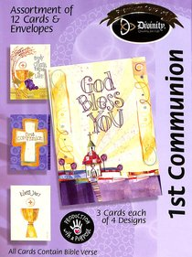 Boxed Cards:1st Communion