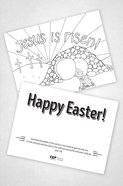 Easter Gift Cards to Colour in (Pack Of 30)