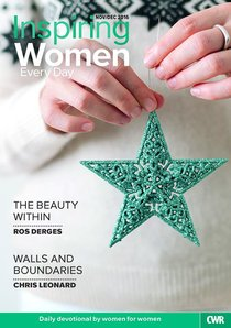 Inspiring Women 2016 #06: Nov-Dec