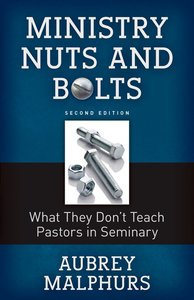 Ministry Nuts and Bolts