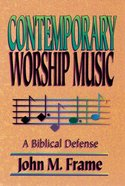 Contemporary Worship Music Paperback