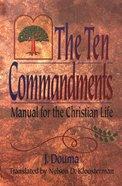 The Ten Commandments Hardback