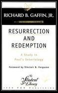 Resurrection and Redemption Paperback