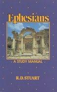 Ephesians Paperback
