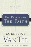 The Defense of the Faith Paperback