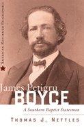 James Petigru Boyce Hardback