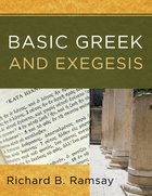 Basic Greek and Exegesis Paperback