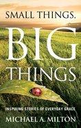 Small Things, Big Things Paperback