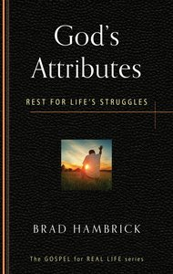 Gods Attributes: Rest For Lifes Struggles (Gospel For Real Life Counseling Booklets Series)