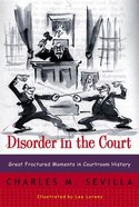 Disorder in the Court Paperback