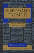 Everyman's Talmud Paperback