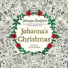 Johanna's Christmas (Adult Coloring Books Series) Paperback