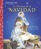 Historia De La Navidad, La (Little Golden Book Series) Hardback