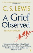 A Grief Observed: Reader's Edition