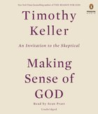 Making Sense of God CD