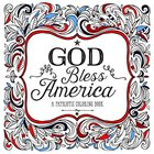God Bless America (Adult Coloring Books Series)