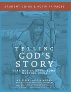 Telling God's Story: Year One Activity Book Paperback