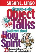 Discover-N-Do: Object Talks That Teach About the Holy Spirit Paperback