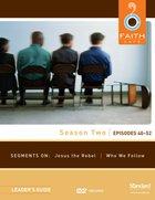 Faith Cafe: Season Two Episodes 40-52 (Leader's Guide)