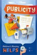 Children's Ministry Helps: Publicity CD-rom