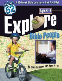 Route 52: Explore Bible People