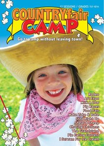Country Fair Camp (With Cdrom)