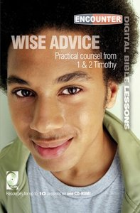 Wise Advice (Digital Bible Lessons Series)