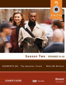 Faith Cafe: Season Two Episodes 14-26 (Leaders Guide)