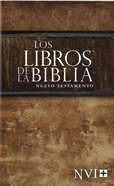 Nvi Books of the Bible New Testament Imitation Leather