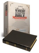 KJV Newberry Reference Study Bible Genuine Leather