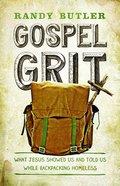 Gospel Grit Paperback