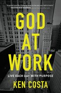 God At Work Paperback