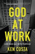 God At Work Paperback