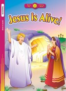 Jesus is Alive! (Happy Day Colouring & Activity Series) Paperback