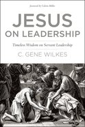 Jesus on Leadership Paperback