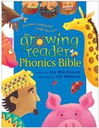 Growing Reader Phonics Bible and Listening Edition Pack Pack
