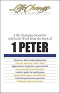 1 Peter (Lifechange Study Series)