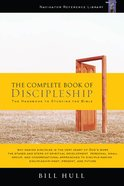 The Complete Book of Discipleship Paperback