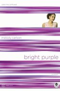 Bright Purple (#10 in True Colors Series) Paperback