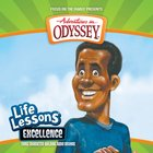 Excellence (#10 in Adventures In Odyssey Audio Life Lessons Series)