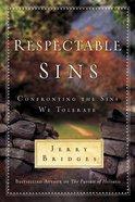 Respectable Sins Hardback