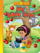 Happy Day: My Bible Says Board Book