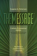Message Catholic/Ecumenical Edition Paperback