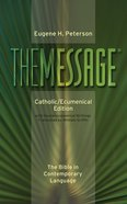 Message Catholic/Ecumenical Edition Hardback