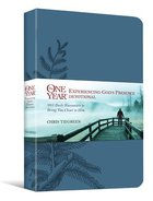 The One Year Experiencing God's Presence Devotional Imitation Leather