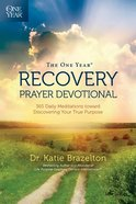 The One Year Recovery Prayer Devotional Paperback