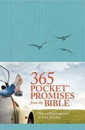 365 Pocket Promises From the Bible (Nlt) Imitation Leather