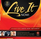 NLT Live It Now! New Testament Dramatized Audio Bible (15 Cds) CD